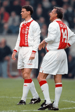 Johan en Marco 6 April 1999